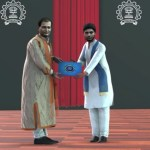 IIT Bombay Graduates Students in a VR Ceremony