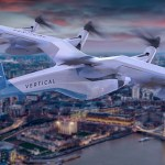 New eVTOL Vertical Rotor Aircraft Joins the Aerospace Race