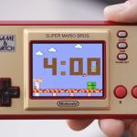 Here's a better look at the Game & Watch handheld launching in November