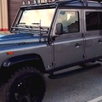 Land Rover Restomod Now Comes Fused With Tesla's Next-Gen Electric Powertrain