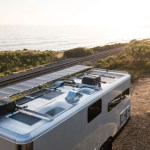 Luxury Trailer Has Enough Power to Charge a Tesla Cybertruck