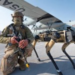 US Air Force Puts 'Robodogs' to Test for Base Security