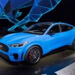 Ford is letting customers personalize their Mustang Mach-E before taking delivery