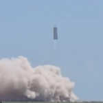 SpaceX Starship Prototype Hops 492 Feet into the Sky, Passes Second Test
