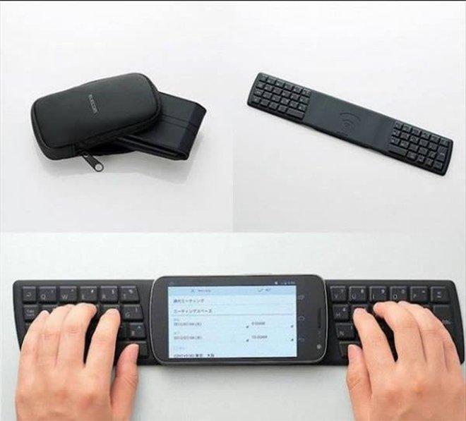 Clavier spécial smartphone