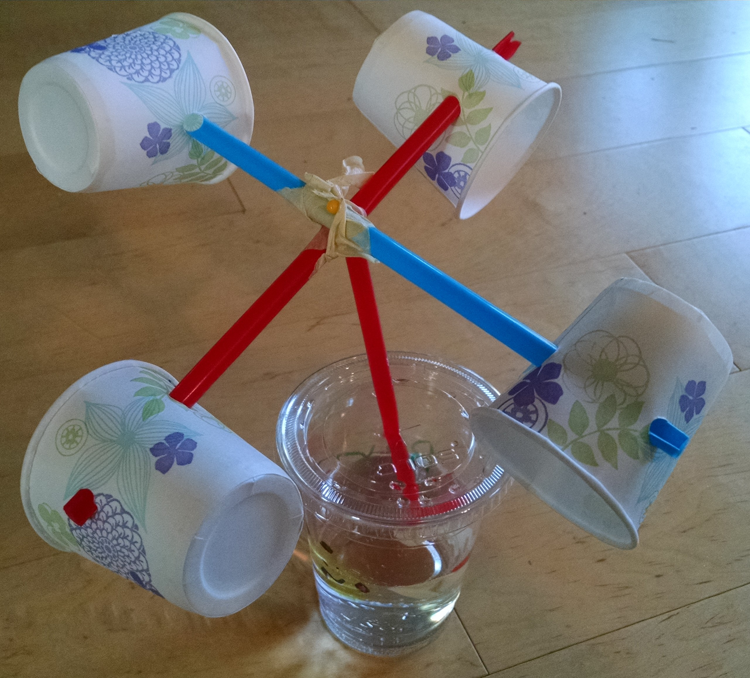 Diy Weather Vane And Anemometer Inventors Of Tomorrow