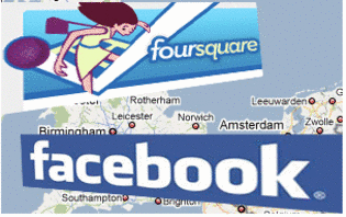 While Facebook Conquers The Web, Foursquare Targets TV