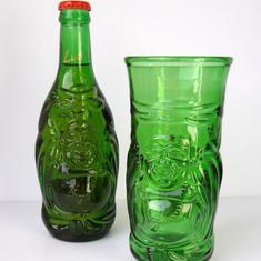 Lucky Buddha Glass Made From Lucky Buddha Beer Bottle