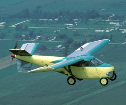 Aerocar restored in 2006