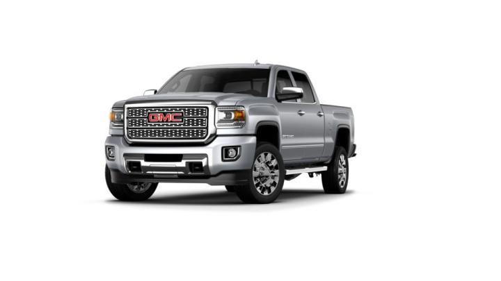 2018 GMC Sierra 2500HD Vehicle Photo in Winston Salem NC