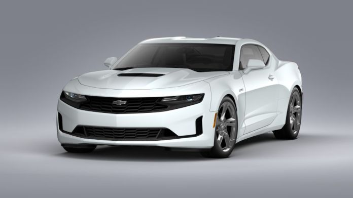 2020 Chevrolet Camaro For Sale In Fayetteville At Powers Swain Chevrolet