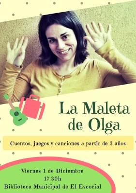 LA MALETA DE OLGA_EL ESCORIAL