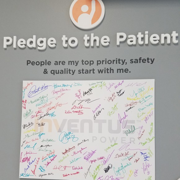 Pledge to the Patient