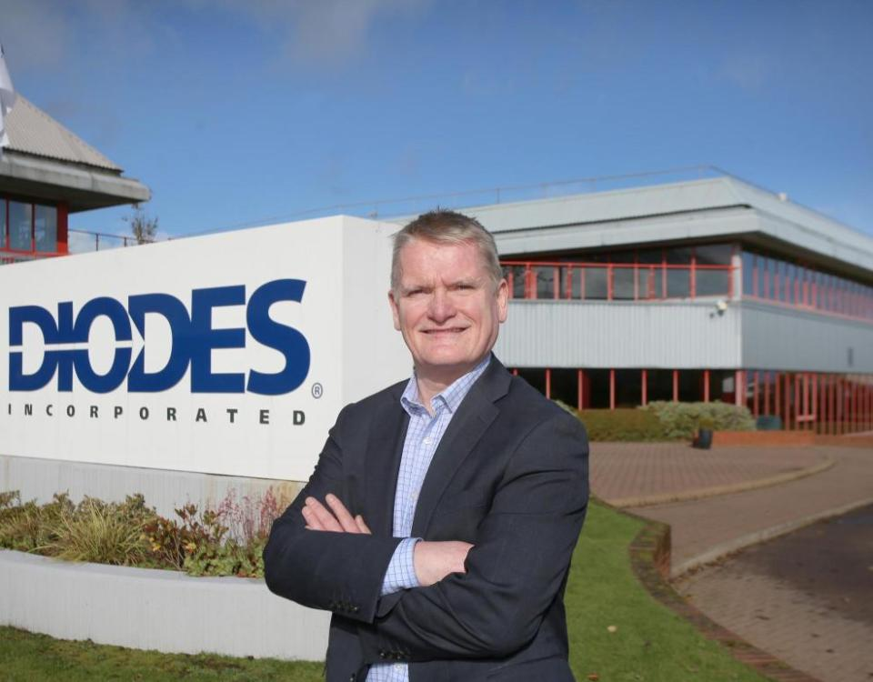 Diodes - Dr Gerry McCarthy