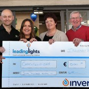 Leading Lights nomination given to Gracefield GAA
