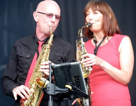 Scooty and the Skyhooks 9 - Party on the Moor - In Pictures
