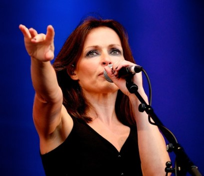 Sharon Corr 10 - Party on the Moor - In Pictures