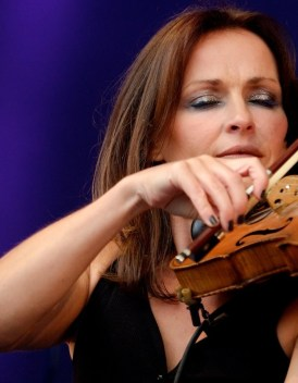 Sharon Corr 11 - Party on the Moor - In Pictures