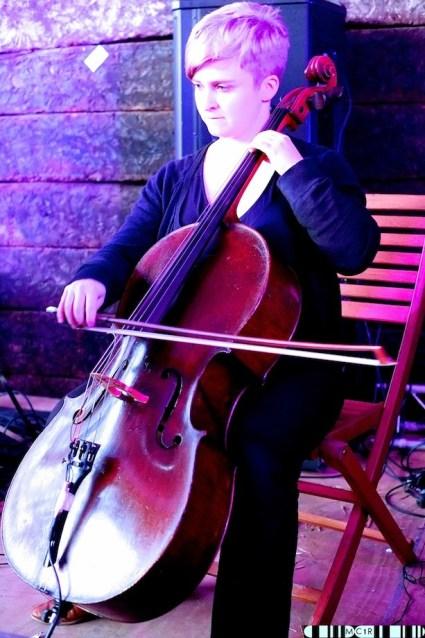 Cairn String Quartet 4 - Jocktoberfest 2013 in Pictures