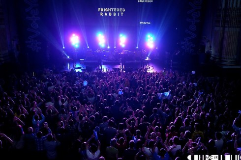 Frightened Rabbit 9 - A Night for Scotland: Vote Yes - Pictures