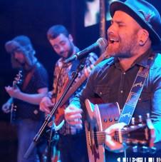 The Whiskys 31 - Friday Night at Jocktoberfest 2014 - Photographs