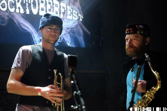 Victorian Trout Conspiracy - Saturday at Jocktoberfest 2014 (2) - Photographs