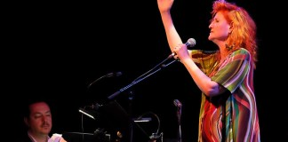 Review of Eddi Reader and band , with support from Adam Holmes, at Eden Court, Inverness.