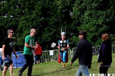 Festival Site and Festival Folk 9 - Belladrum 15 - Thursday Festival Folk