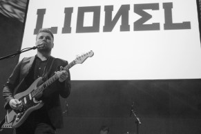 Lionel at North Hop 2015