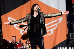 Primal Scream 11 - Gentlemen of the Road, Primal Scream - Pictures