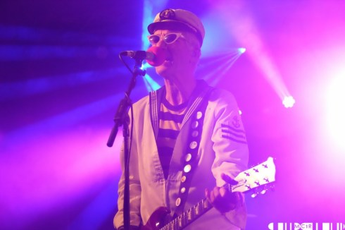 The Damned 7 - The Damned, Loopallu 2015 - Pictures