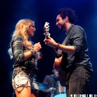The Shires 10 - The Shires, Ironworks - 10/10/2015