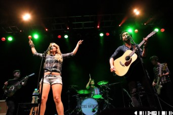 The Shires 14 - The Shires, Ironworks - 10/10/2015