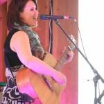 Aisla Villegas at Groove CairnGorm