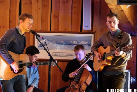 Kilmory Day Trip - At the Ptarmigan , Groove CairnGorm - Images