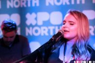 Eleanor Nicolson at XpoNorth 2016 2 - XpoNorth 16, Day 2 - Images