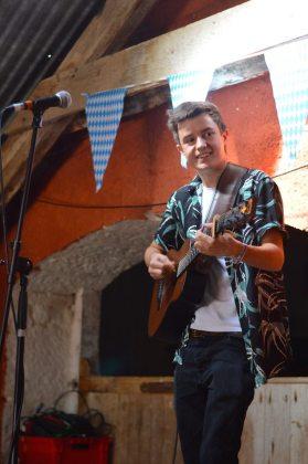 Jake Cameron at Jocktoberfest 2016
