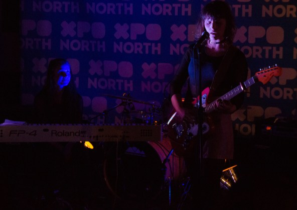 Emme Woods at XpoNorth