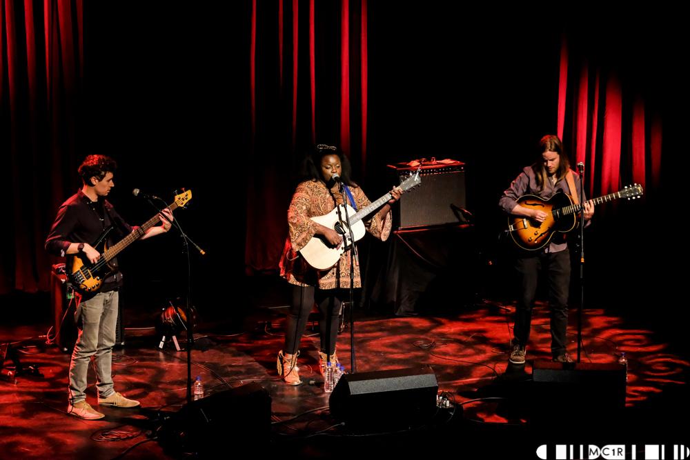 Yola Carter at Eden Court Theatre 29/06/2017