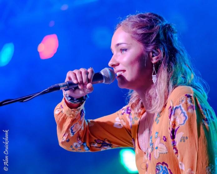 Tamzene at Belladrum 2017