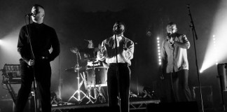 Young Fathers at Belladrum 2017