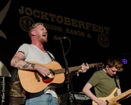 ames Mackenzie at Jocktoberfest 2017