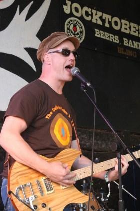 The Oxbow Lake Band at Jocktoberfest 201