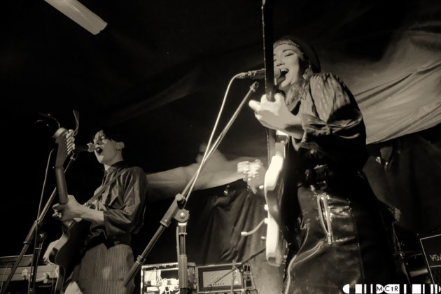 The Ninth Wave at Tooth & Claw Inverness 21:10:2017