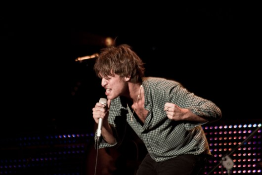 Paolo Nutini by Tommaso Tani via Flickr and Creative Commons Agreement