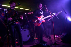 Dancing on Tables at Tooth & Claw 17:3:2018 Lead Singer_Guitarists