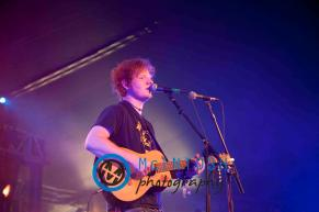 Ed Sheeran Belladrum, Inverness 2011 15