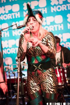 Malka at XpoNorth 2018 2