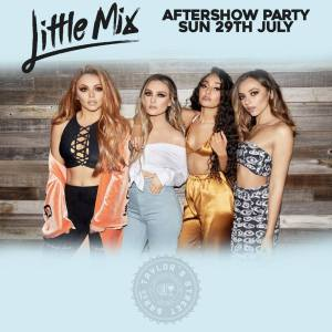 Little Mix Inverness After Party