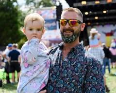 Folk at the fest at Belladrum 2018 10